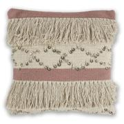 "Pillow L336 Ivory/blush Treasure 18"" X 18"" Product Image"
