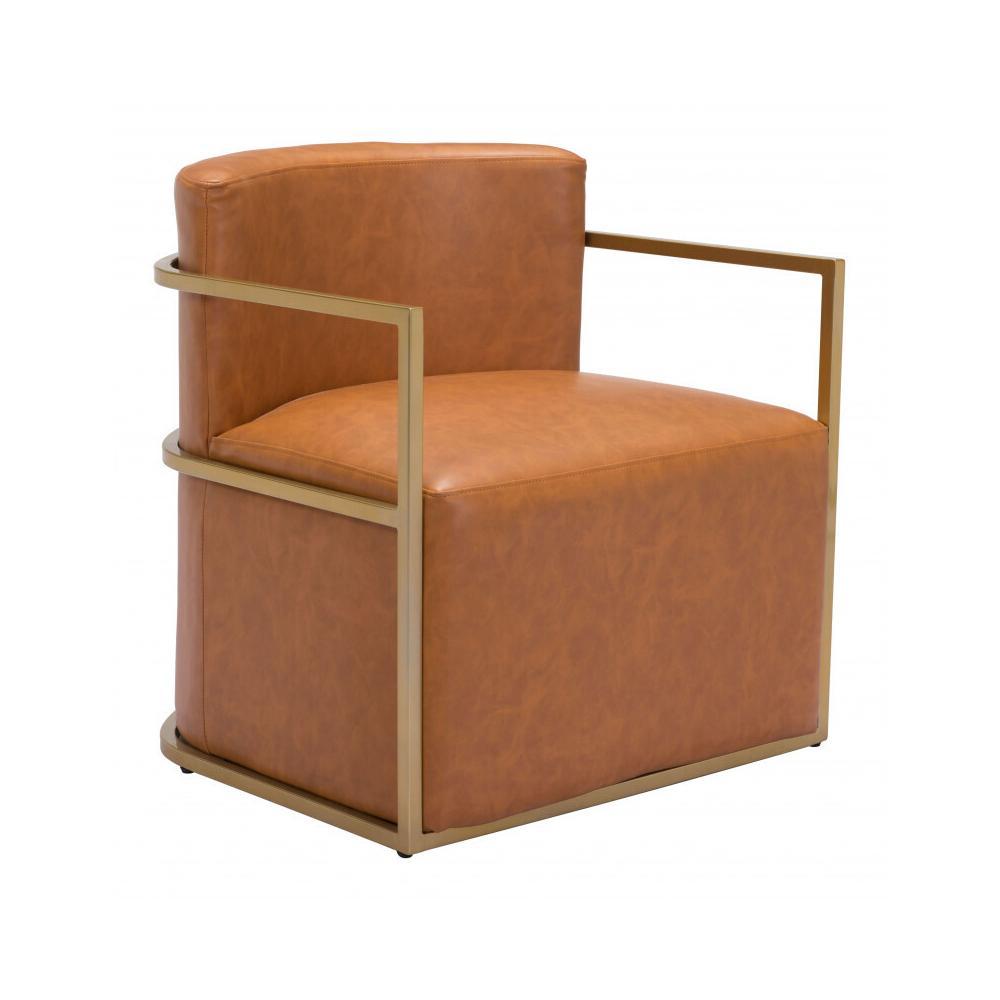 See Details - Xander Chair Brown