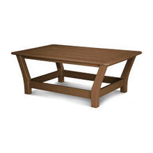 View Product - Harbour Slat Coffee Table in Teak
