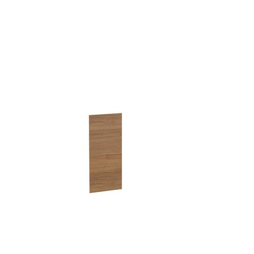 Return End Panel 6012 in Natural Walnut