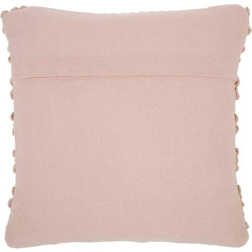 """Life Styles Dc827 Blush 20"""" X 20"""" Throw Pillow"""