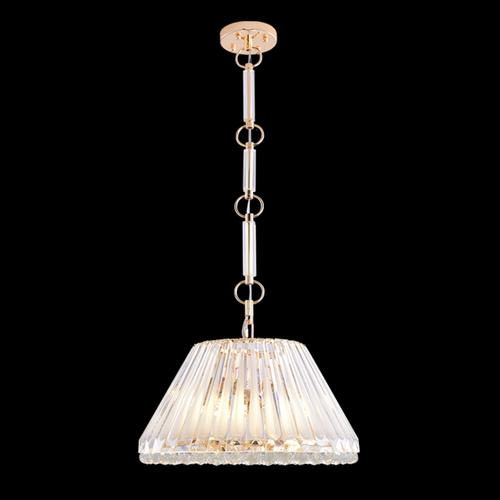 Quill 6 Light Chandelier
