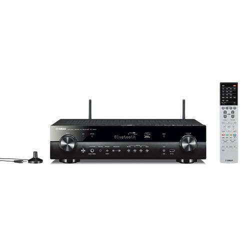 RX-S602 Black Slimline 5.1-Channel AV Receiver with MusicCast