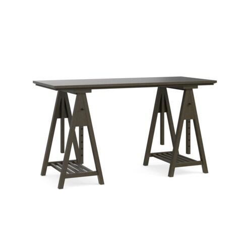 56 Forsyth Sawhorse Desk