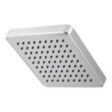 View Product - Polished Chrome Square Raincan Showerhead