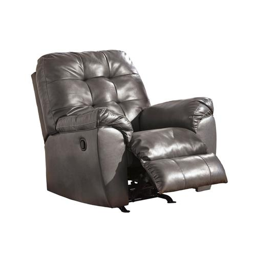 Alliston Rocker Recliner Gray