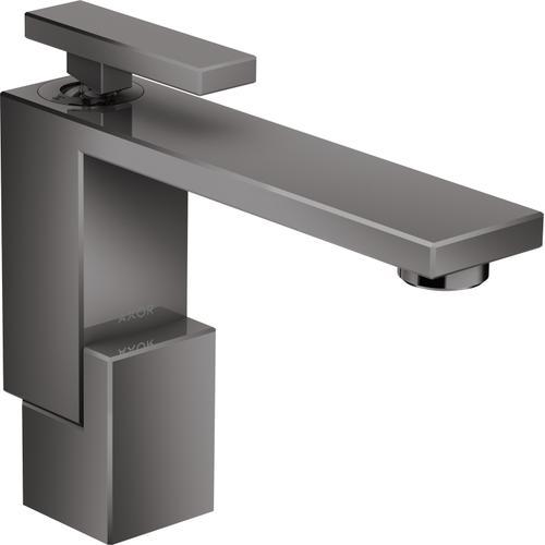 AXOR - Polished Black Chrome Single-Hole Faucet 130, 1.2 GPM
