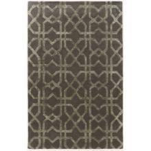 See Details - Aspire Wool Xfts Grey/grey 2x3