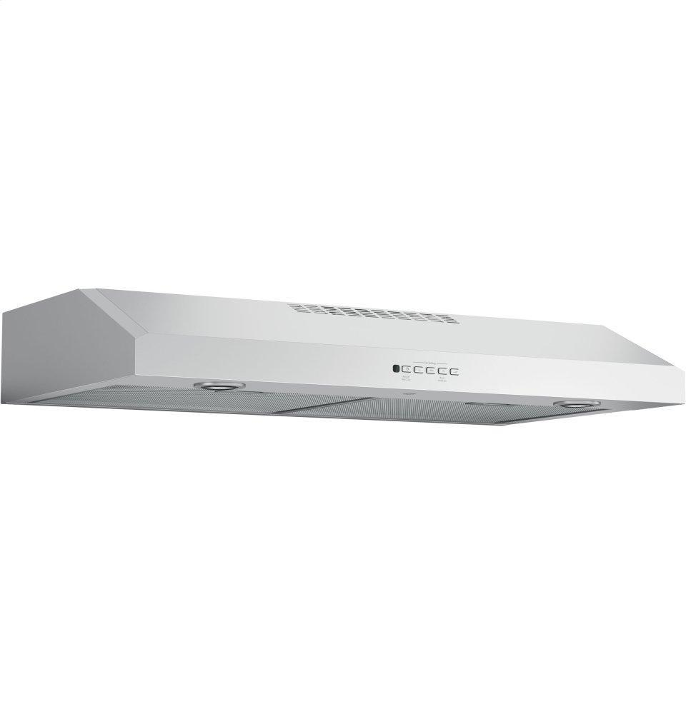 """GE®36"""" Under The Cabinet Hood"""