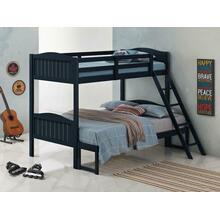 See Details - Twin/full Bunk Bed