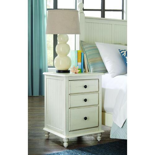John Thomas Furniture - Cottage 3 Drawer Nightstand