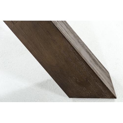 VIG Furniture - Modrest Urban Concrete Square End Table