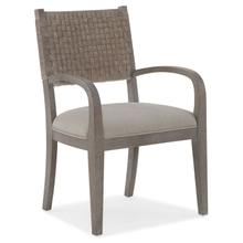 Dining Room Miramar Carmel Artemis Woven Arm Chair - 2 per carton/price ea