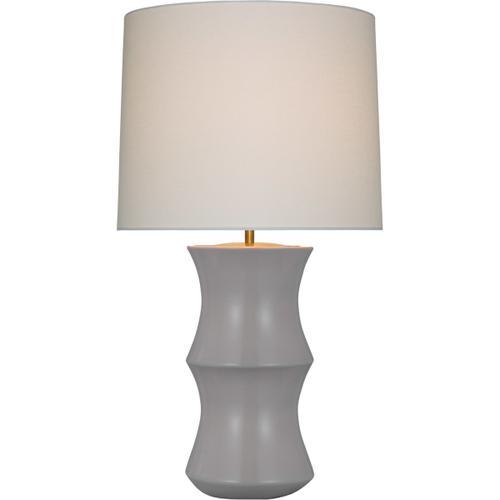 Visual Comfort - AERIN Marella 33 inch 15.00 watt Ivory Table Lamp Portable Light, Medium