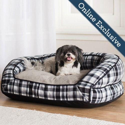 Tucker Sofa Bed, Spencer Plaid