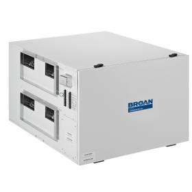 Broan® High Efficiency Energy Recovery Ventilator for Small Businesses, 1026 CFM at 0.4 in. w.g.