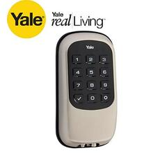 Nickel TouchScreen Keypad Deadbolt
