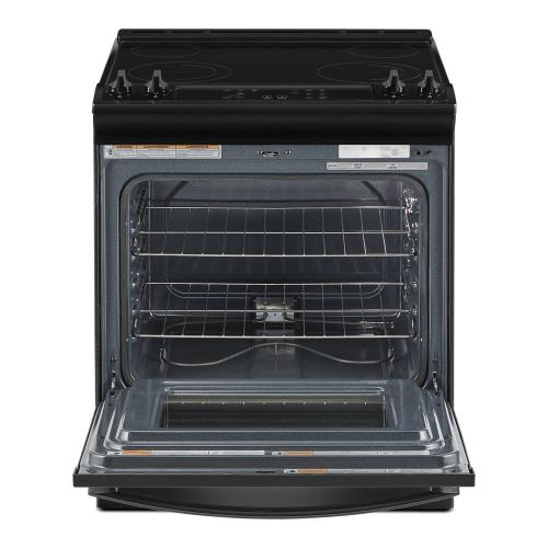 Gallery - 4.8 Cu. Ft. Whirlpool® Electric Range with Frozen Bake™ Technology