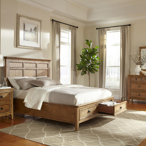 Intercon Furniture - Alta Dresser  Brushed Ash
