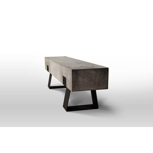 VIG Furniture - Modrest Haring Modern Concrete Bench