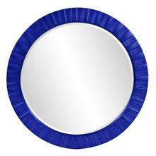 View Product - Serenity Mirror - Glossy Royal Blue