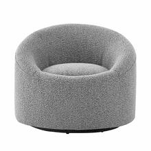 See Details - Desio Modern Swivel Tub Chair