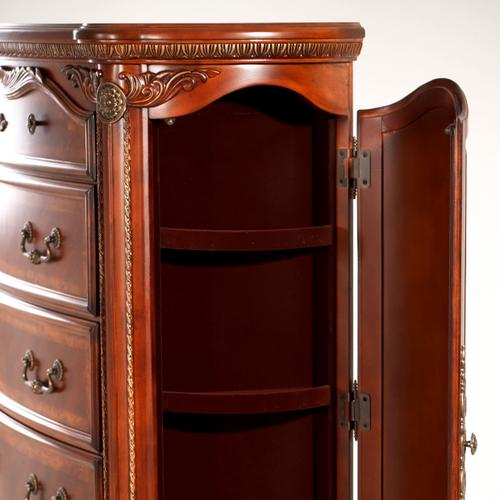 Vertical Storage Cabinets-chest of Drawers 2 PC
