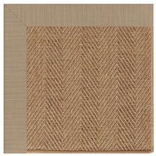 "View Product - Islamorada-Herringbone Dupione Sand - Rectangle - 24"" x 36"""