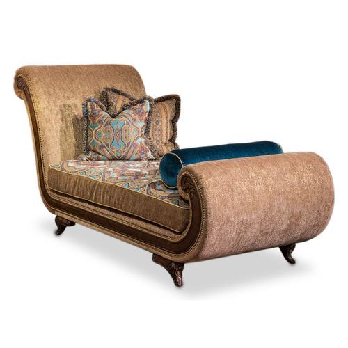 Sleigh Chaise