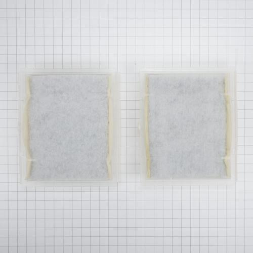 Maytag - Range Hood Recirculation Kit / Replacement Charcoal Filter (2-Pack)