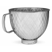 See Details - 5 Quart Tilt Head Quilted Stainless Steel Bowl