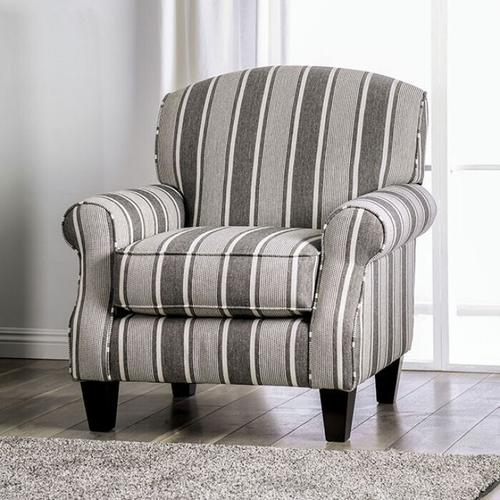 Gallery - Ames Striped Chair