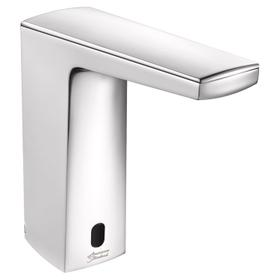 Paradigm Selectronic Faucet with Above Deck Mixing - DC Powered - 1.5 GPM  American Standard - Brushed Nickel