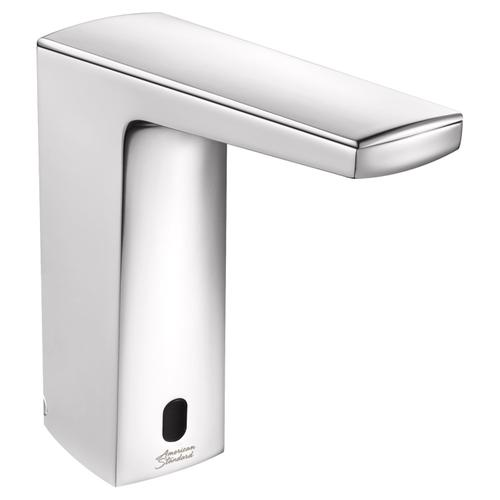 American Standard - Paradigm Selectronic Faucet with Above Deck Mixing - DC Powered - 1.5 GPM  American Standard - Brushed Nickel
