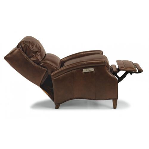 Bishop Power High-Leg Recliner with Power Headrest