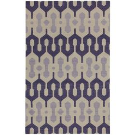 L'Alhambra Mulberry Lilac - Rectangle - 7' x 9'