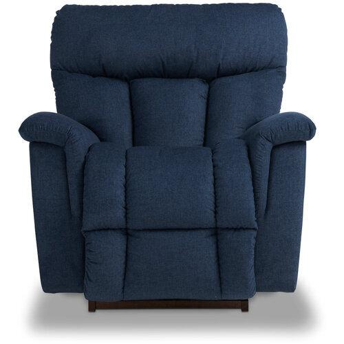 Mateo Power Rocking Recliner w/ Head Rest & Lumbar