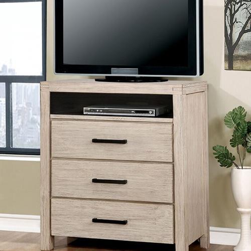 Furniture of America - Strasburg Media Chest