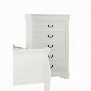 ACME Louis Philippe Chest - 23836 - White