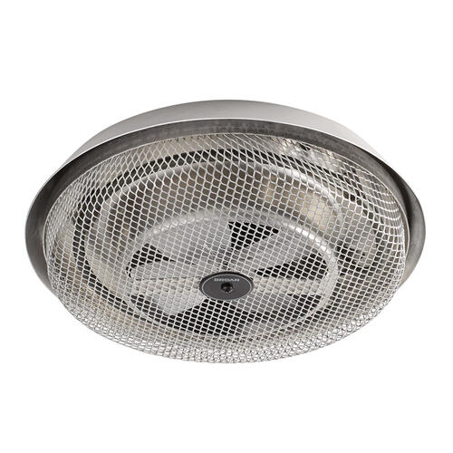 Broan® Fan-Forced Ceiling Heater, Low-profile, 1250W, 120VAC