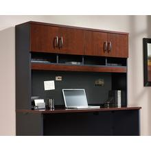 Credenza Desk Hutch with Storage