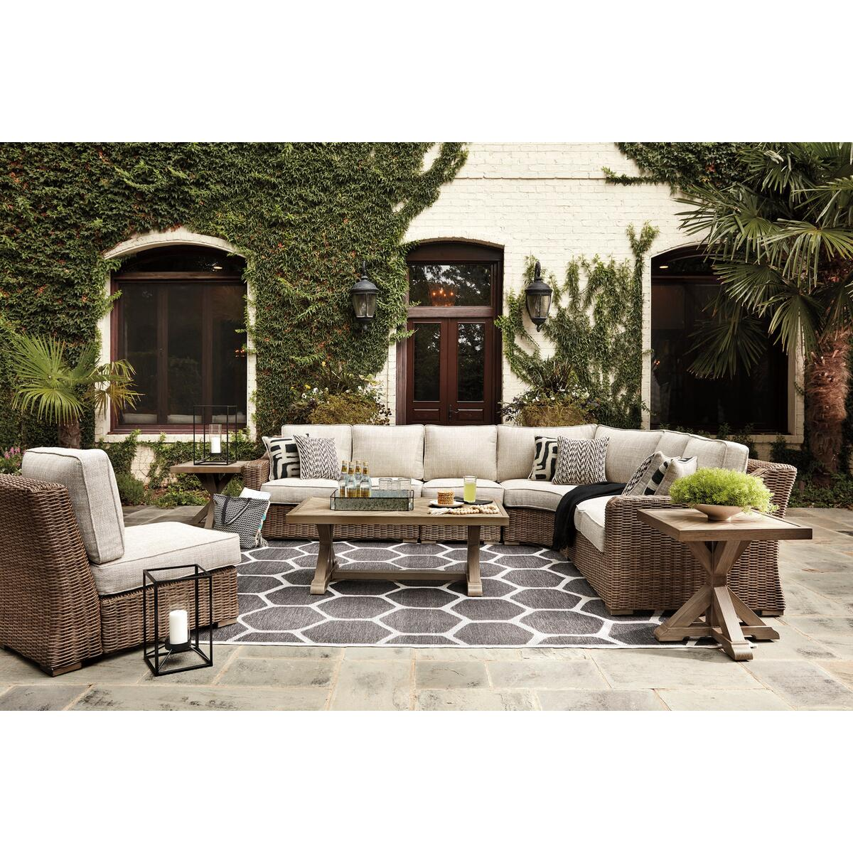 See Details - 7-piece Outdoor Seating Package