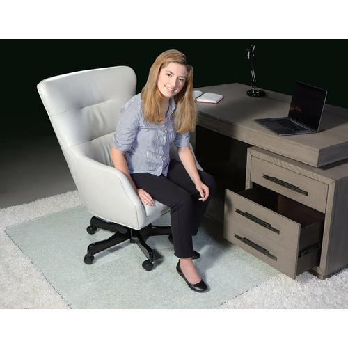 Parker House - GLASS CHAIR MAT Glass Chair Mat
