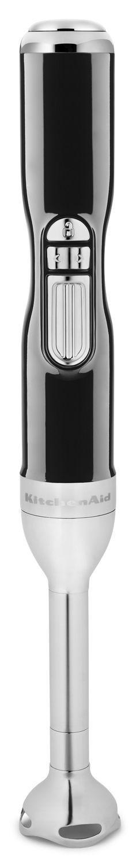 Pro Line® Series 5-Speed Cordless Hand Blender Onyx Black