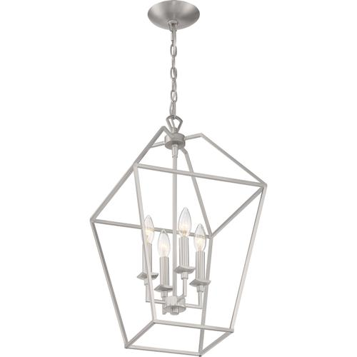 Quoizel - Aviary Pendant in Brushed Nickel