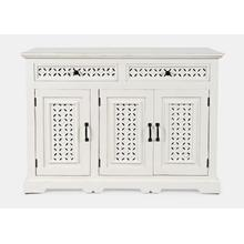 "Decker 48"" Console-antique White"