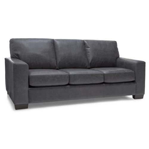 3483 Sofa - Grade 100 Leather