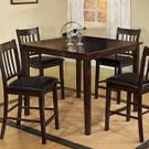 Northvale II 5 Pc. Counter Ht. Table Set Product Image