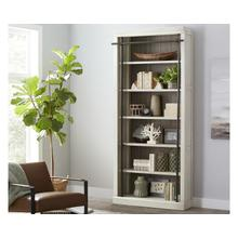 See Details - Bookcase with Ladder