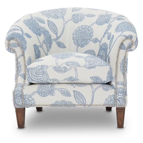 Los Feliz Barrel Chair Cfw Capri